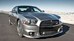Dodge Charger SRT in silber